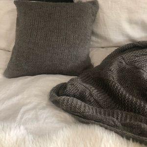 Restoration Hardware Italian pillow covers